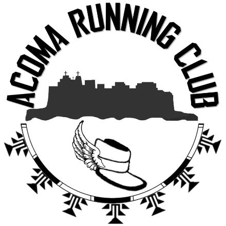 Acoma Running Club logo