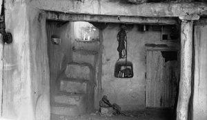 Inside of Acoma Pueblo