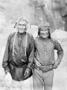 Two Acoma men