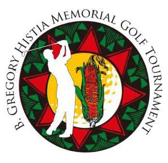 B. Gregory Histia Memorial Golf Tournament logo