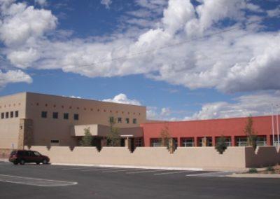 Acoma Community Center exterior