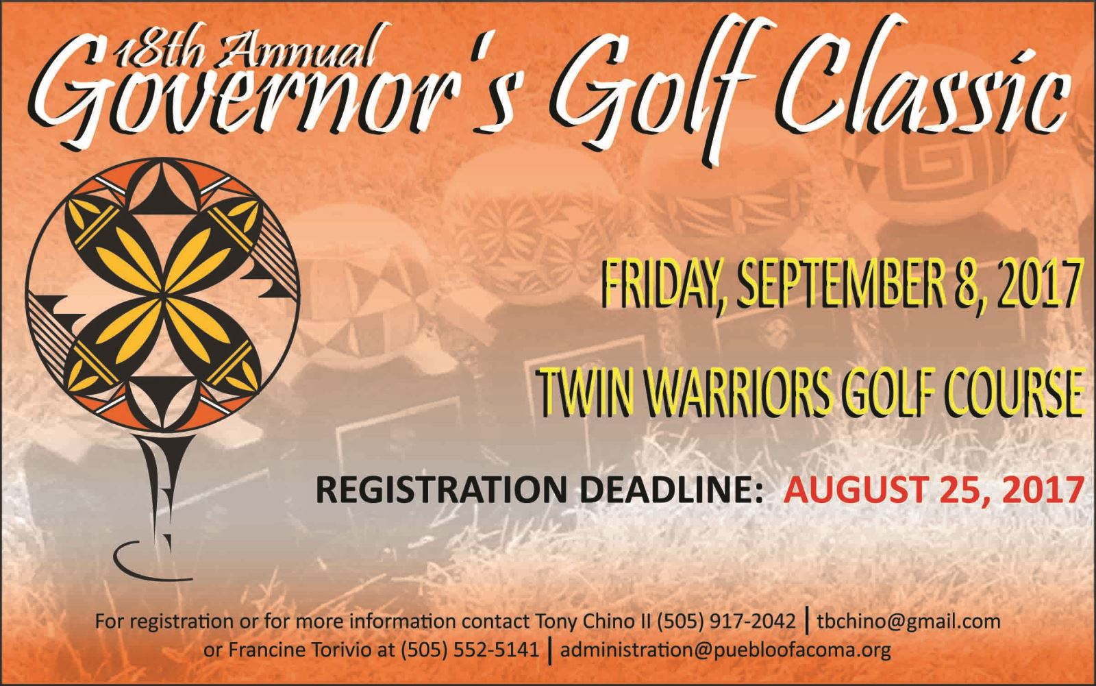 18th Annual Governor's Golf Classic