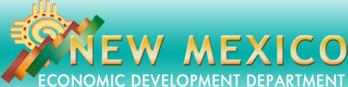 NM Economic Development Department logo