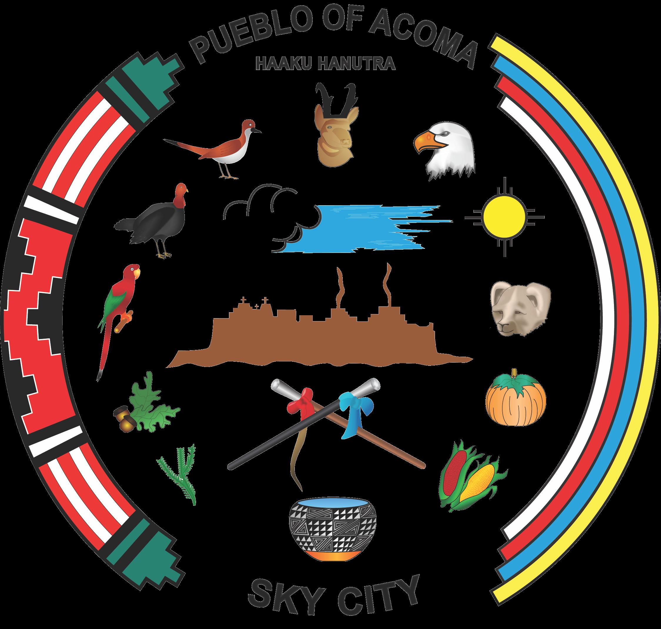 pueblo of acoma seal